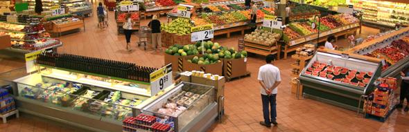 proteccion supermercado