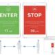 pantallas inteligentes control de trafico